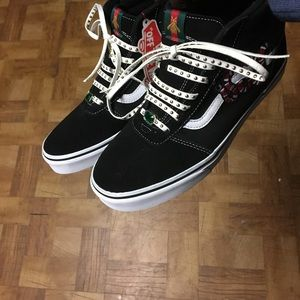 Shoes - Custom sneakers by Elusive Exclusives